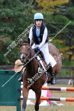 Groton Pony Club Three-Phase Schooling Event, October 14, 2012