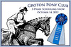 Groton Pony Club Three-Phase Schooling Event, October 14, 2012 : 83 galleries with 2858 photos